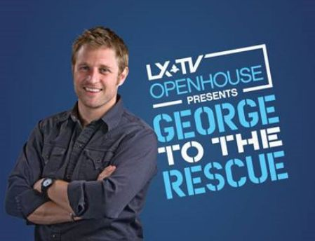 Design Remix Inc Appears On Tv Show George To The Rescue