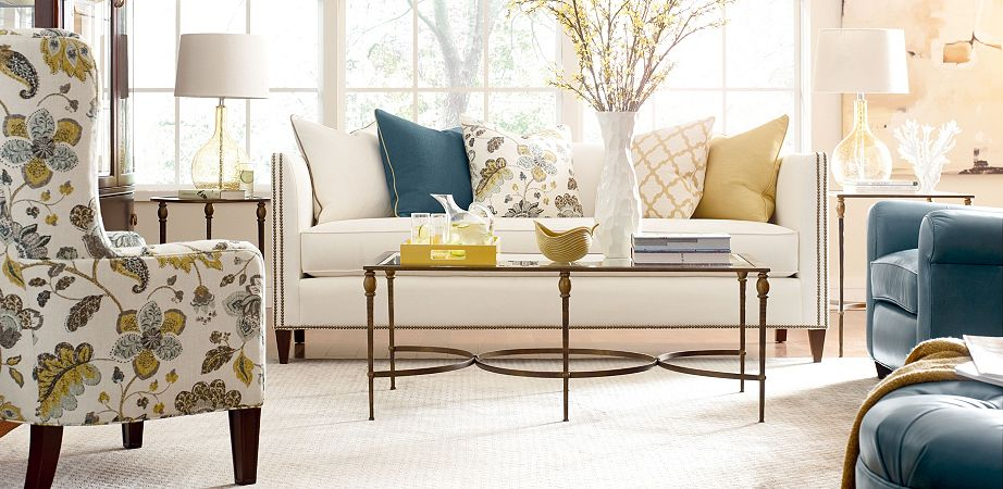 Staging redesign revealed - Small living room furniture for sale ...