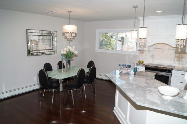 after- Massapequa, Long Island – Dining Area