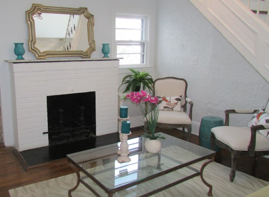 After - Home Staging and Interior Design Atlantic Beach, NY